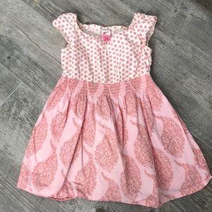 Gymboree Paisley Dress Size 4
